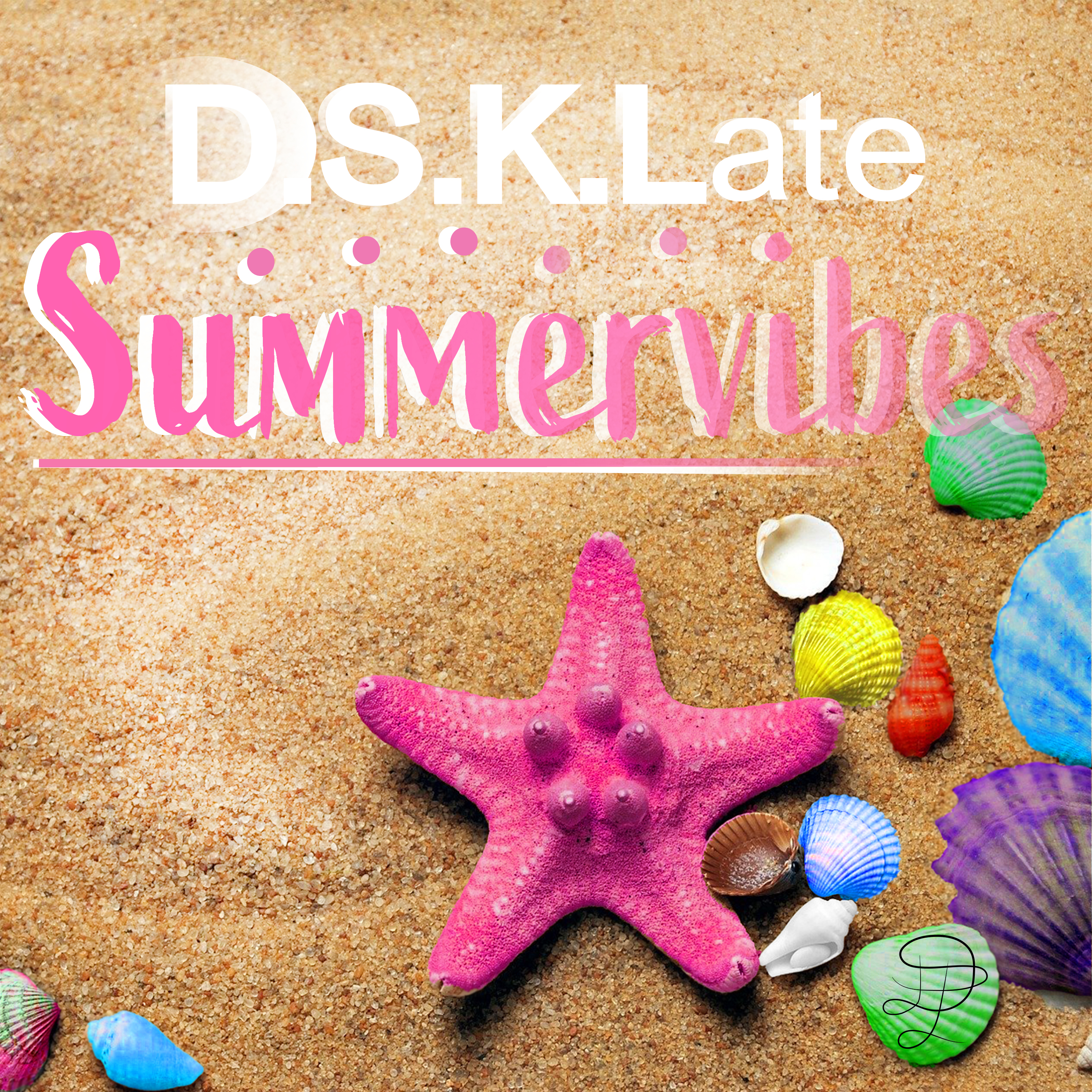 D.S.K.LATE Summervibes - Cover