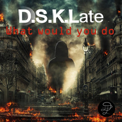 D.S.K.LATE What would you do - Cover