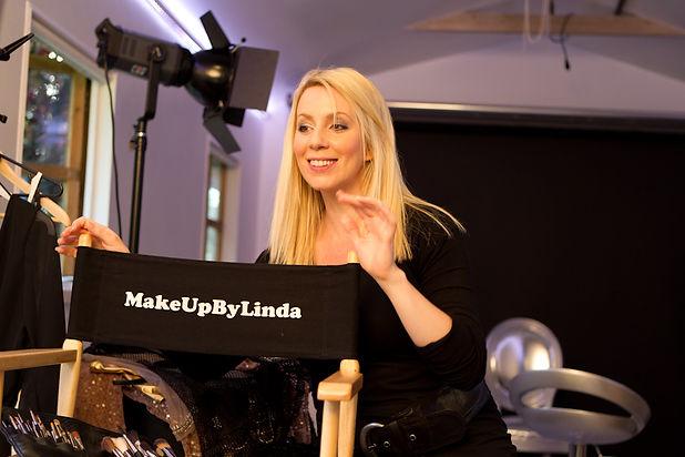 Make up By Linda studio work.