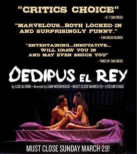 OEDIPUS EL REY by Luís Alfaro