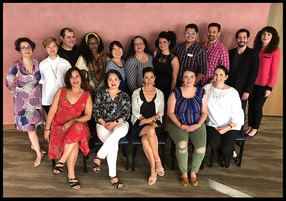 Fornes fellows 2018