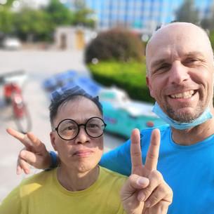 Mo 8/31/2020 - Xinyang - Meeting SAM