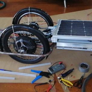Solar World Traveler nearly ready...