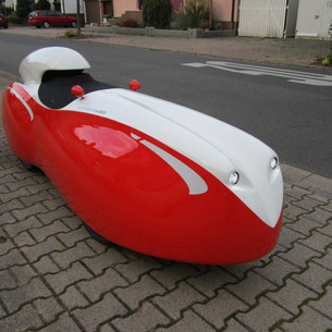 What is a Velomobile?