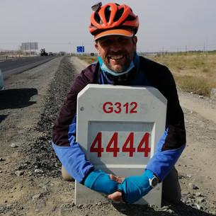 Thu 10/1/2020 - G312 - 4444km