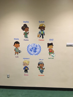 UN Kids Tour Route3096