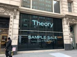 Theory Window