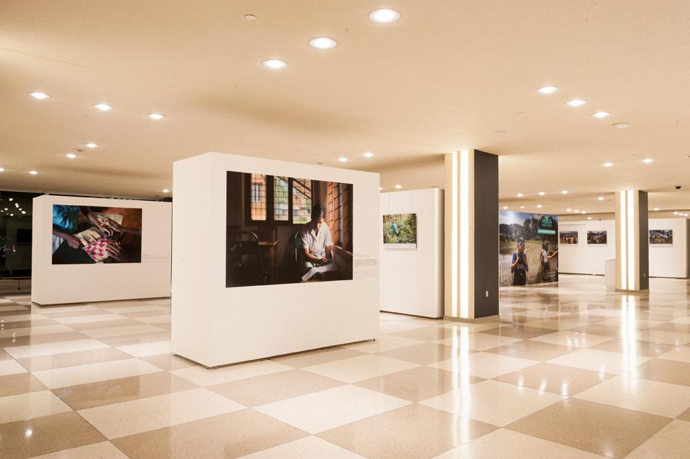 UNESCO Exhibit