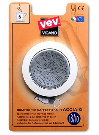Vev Vigano Gasket And Screen 2 Cup