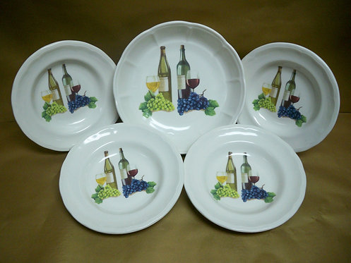 Vini 5 Piece Pasta Set