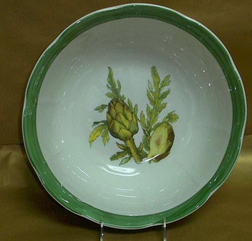 """14"""" Artichoke Deep Salad Bowl"""