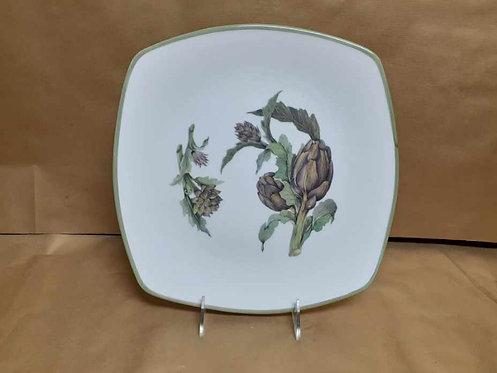 """11"""" Artichoke Dinner Plate"""