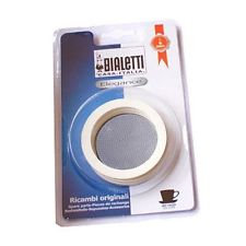 Bialetti Stainless Steel Gasket and Screen