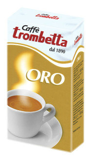 Caffe Trombetta- Oro