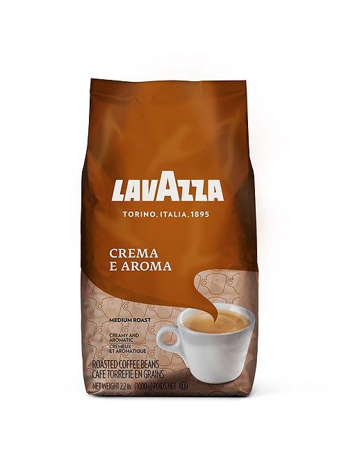 LavAzza- Crema e Aroma