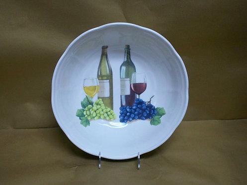 """14"""" Vini Deep Round Salad Bowl"""