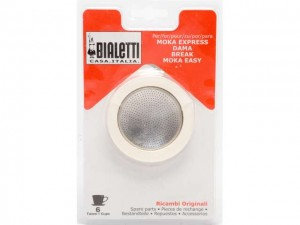 Bialetti Screen And Gasket 1 Cup