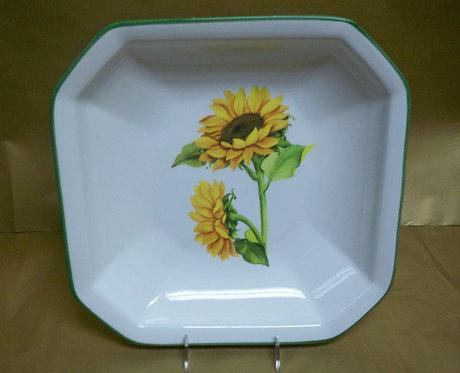 "14"" Girasole Octagonal Bowl"