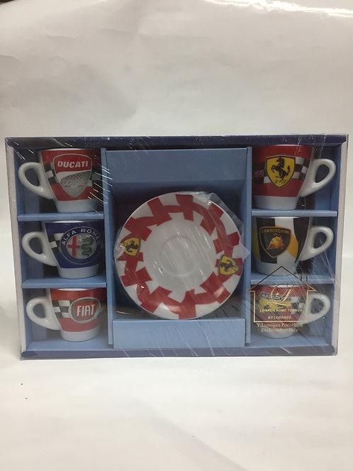 Auto Sport Espresso Cup