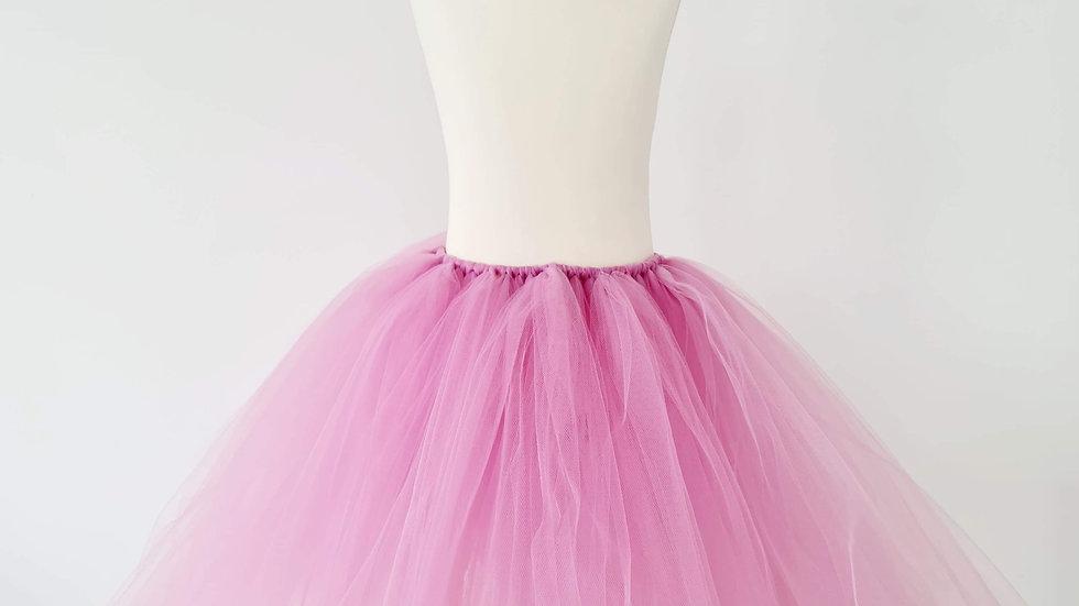 Dusky Rose Pink  TuTu's~  Flowergirl TuTu ...Wedding TuTu Skirt
