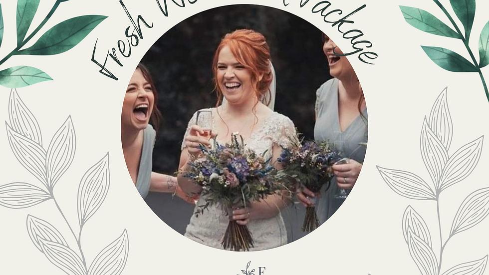 Fresh Flowers for Wedding | wedding flowers lancashire| Wedding Flowers