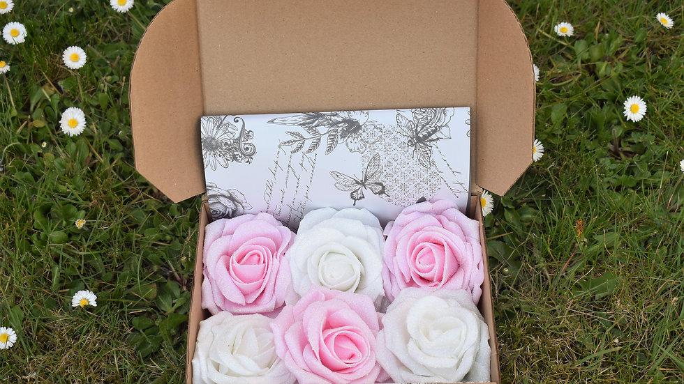 Pink Flower decoration | Wedding decoration | Baby shower decoration