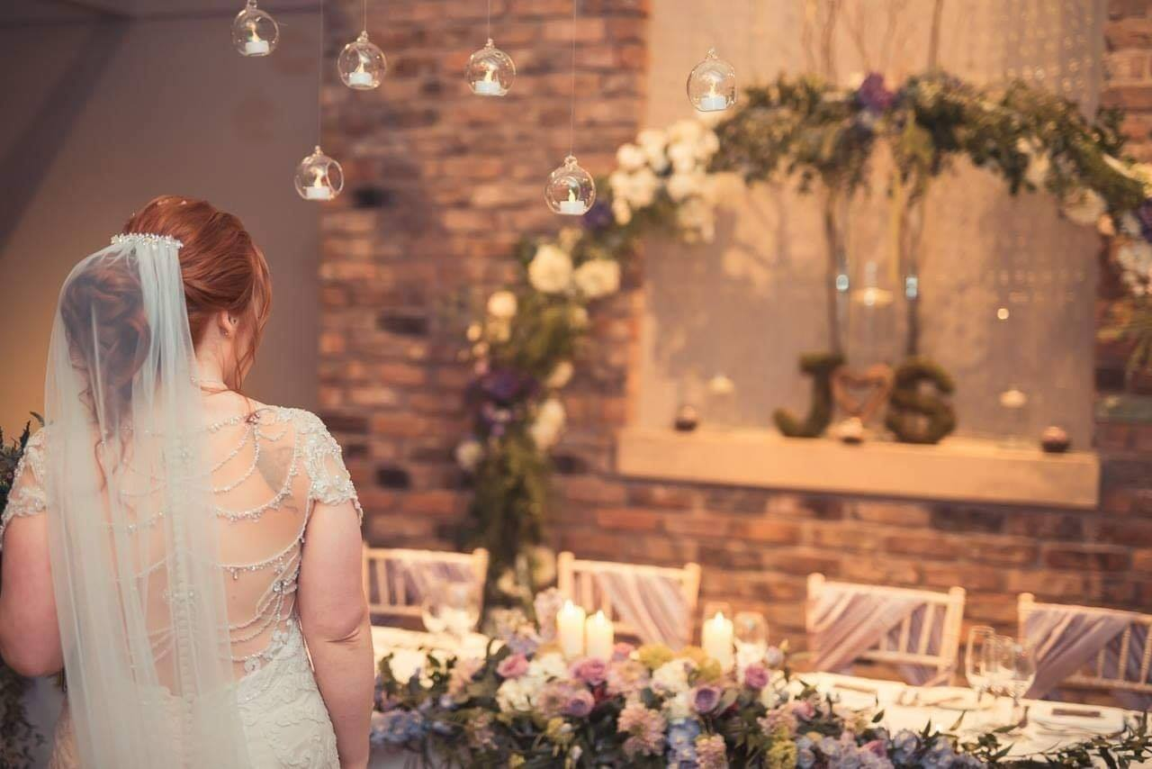 Floral Wedding Arch to hire  Blackpool & Fylde