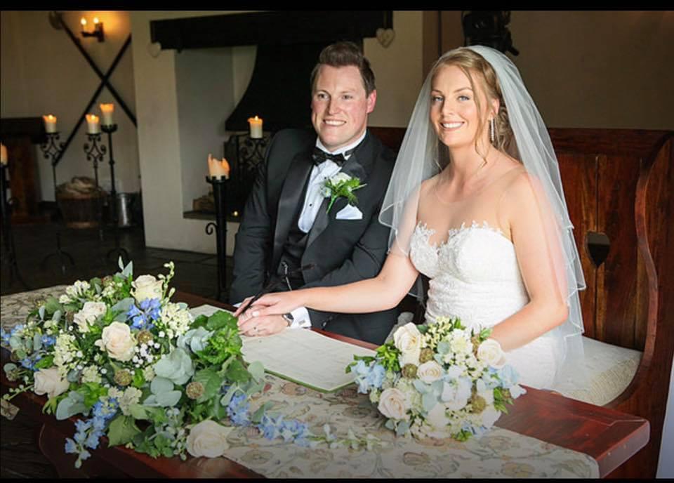modern Day Cinderella wedding