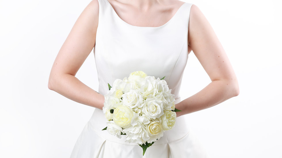 Wedding bouquets artificial | Fake Bouquet of flowers | Wedding Flowers