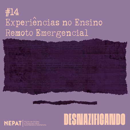 #14: Experiências no Ensino Remoto Emergencial