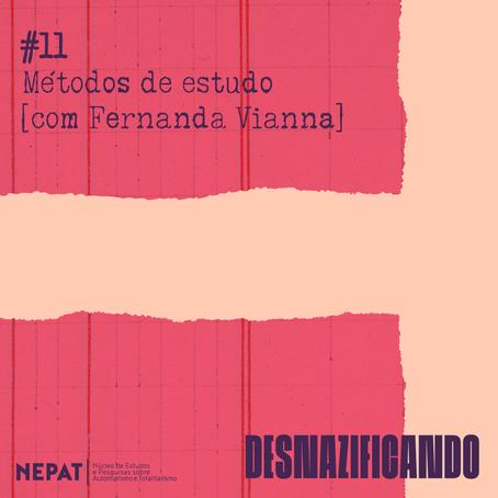 #11: Métodos de estudo [com Fernanda Vianna]