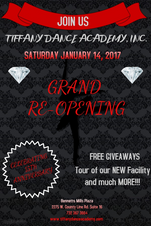 TDA Grand Re-Opening
