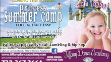 2017 Summer Dance Camp