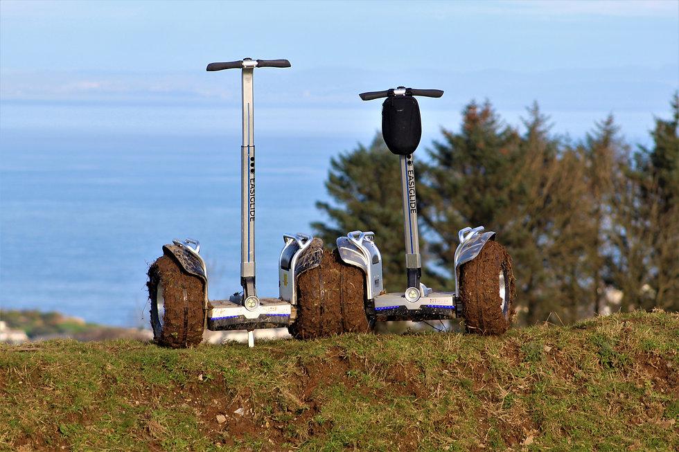 Segway tour Devon