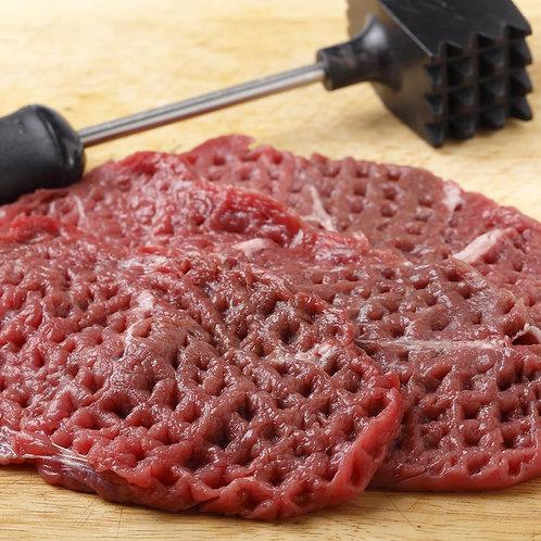 Pastured Beef - Tenderized Round Steak
