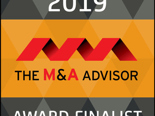 Romanchuk & Co. Announced as Finalist for the 18th Annual M&A Advisor Awards