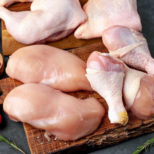 Pastured Chicken - 8 Way