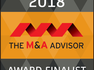 Romanchuk & Co. Announced as Finalist for the 17th Annual M&A Advisor Awards