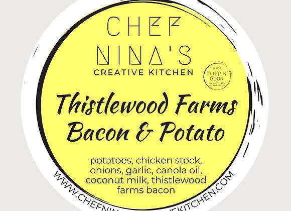 Thistlewood Bacon & Potato Soup