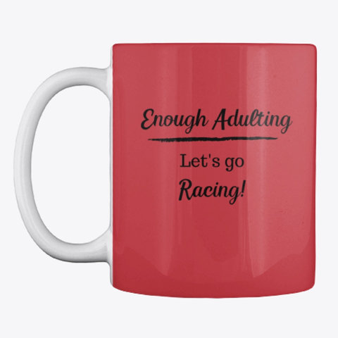 "Mug ""Enough Adulting"""