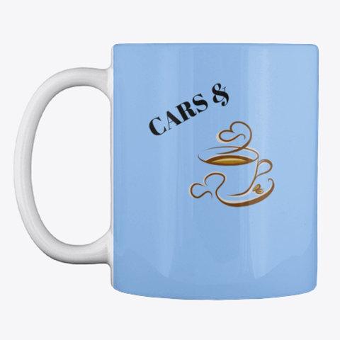 "Mug ""Cars & Coffee (image)"""