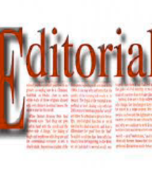 The Editorial Section