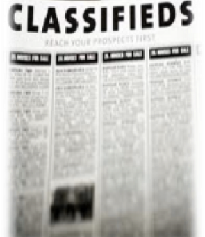 The Classified Section