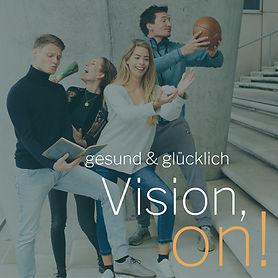 Arogya Vision - Vision On! Dein Sympulspodcast