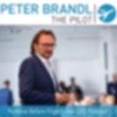 Peter Brandl - Rmove before flight - Der CEO Podcast Logo