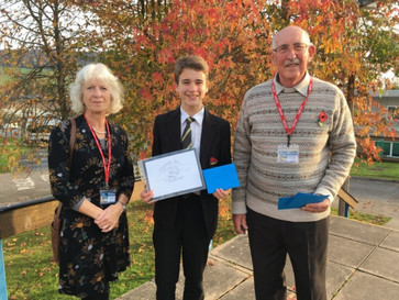 Sidmouth College pupils design logo for Sid Valley HELP
