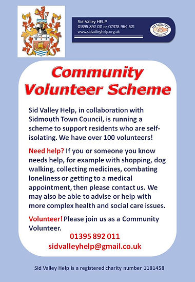 SVH Community Volunteer scheme v2 23apr2