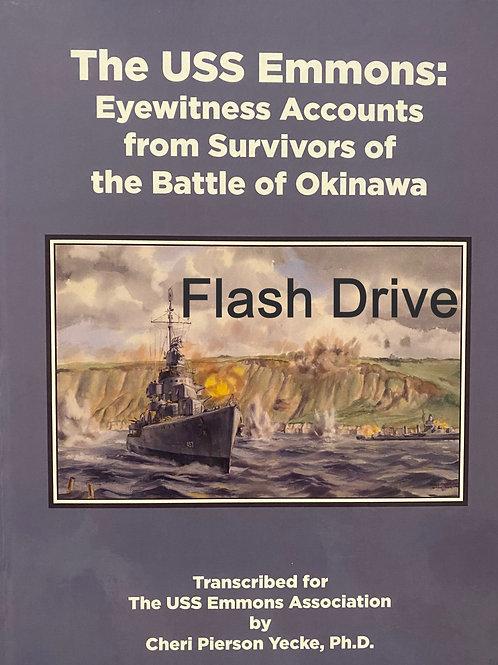FLASH DRIVE: USS Emmons Survivor Reports