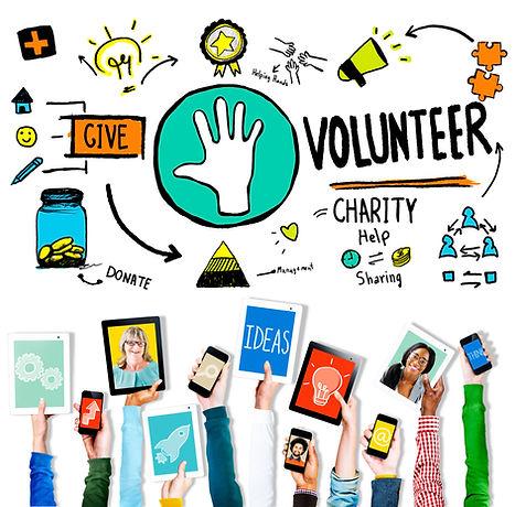 Volunteer | TheTrinityAgenda