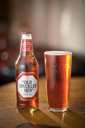 OLD SPECKLED HEN - UNITED KINGDOM